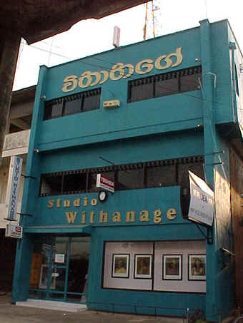 Studio Withanage - Withanage Building